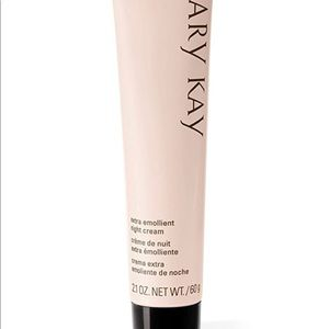 mary kay extra emollient night cream 2.1 oz